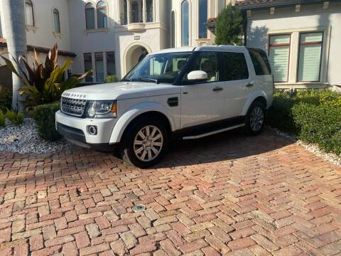 2016 Land Rover LR4 for sale at Mirabella Motors in Tampa FL