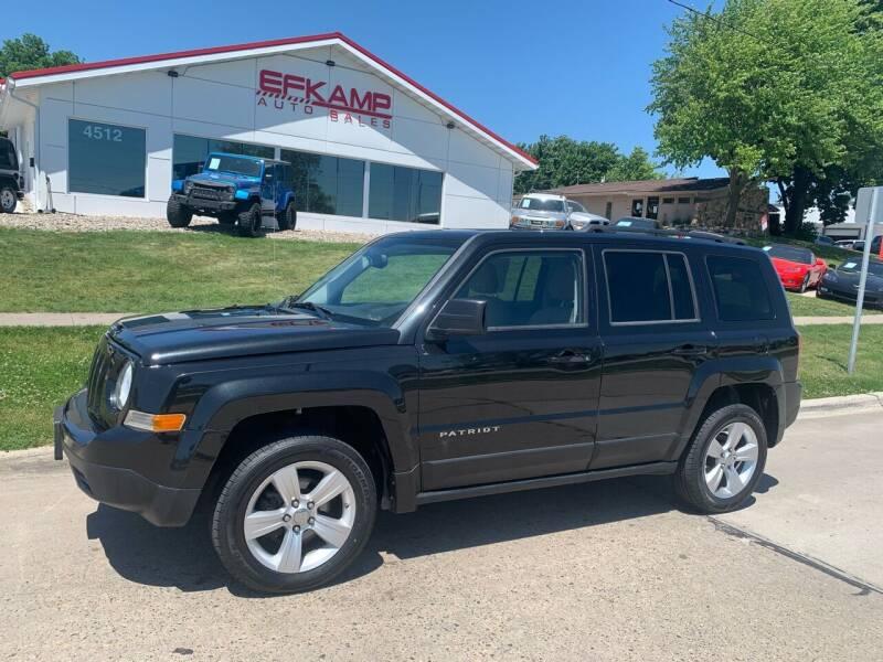 2011 Jeep Patriot for sale at Efkamp Auto Sales LLC in Des Moines IA