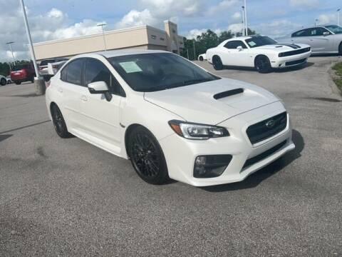 2017 Subaru WRX for sale at Mann Chrysler Dodge Jeep of Richmond in Richmond KY