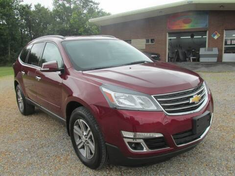 2017 Chevrolet Traverse for sale at Jerry West Used Cars in Murray KY