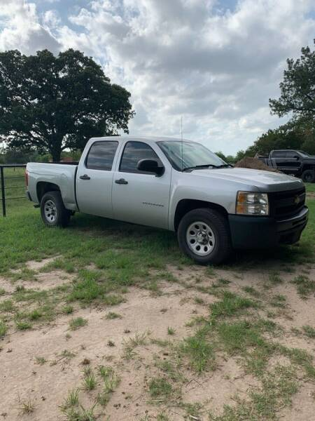 2010 Chevrolet Silverado 1500 for sale at BARROW MOTORS in Caddo Mills TX