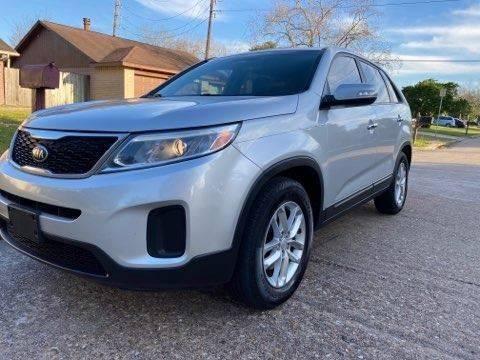 2014 Kia Sorento for sale at Demetry Automotive in Houston TX