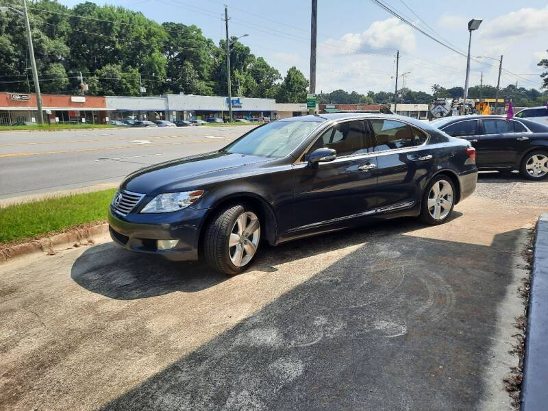 2010 Lexus LS 460 for sale at PIRATE AUTO SALES in Greenville NC