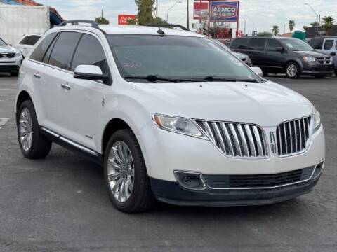 2014 Lincoln MKX for sale at Brown & Brown Auto Center in Mesa AZ