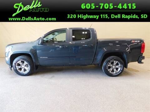2018 Chevrolet Colorado for sale at Dells Auto in Dell Rapids SD