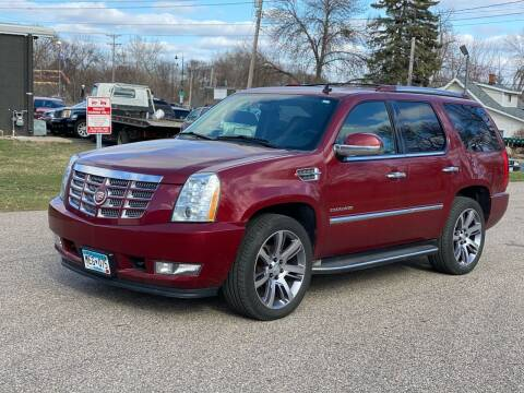 2010 Cadillac Escalade for sale at Tonka Auto & Truck in Mound MN