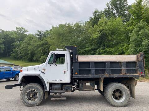 1988 International 1854 4x4 Dump Truck for sale at Griffith Auto Sales in Home PA