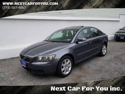 2007 Volvo S40 for sale at Next Car For You inc. in Brooklyn NY