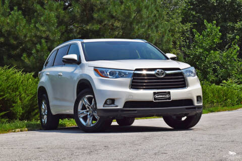 2014 Toyota Highlander for sale at Rosedale Auto Sales Incorporated in Kansas City KS