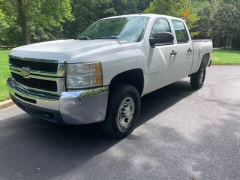 2009 Chevrolet Silverado 2500HD for sale at Bowie Motor Co in Bowie MD