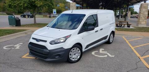 2017 Ford Transit Connect Cargo for sale at D&C Motor Company LLC in Merriam KS