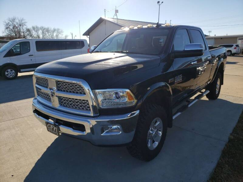 2015 RAM Ram Pickup 2500 for sale at CFN Auto Sales in West Fargo ND