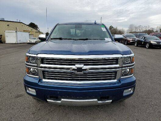 2015 Chevrolet Silverado 1500 for sale at Greenville Motor Company in Greenville NC