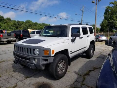 2007 HUMMER H3 for sale at DREWS AUTO SALES INTERNATIONAL BROKERAGE in Atlanta GA