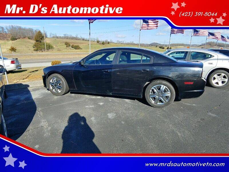 2013 Dodge Charger for sale at Mr. D's Automotive in Piney Flats TN
