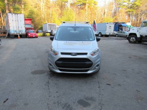 2017 Ford Transit Connect Wagon for sale at Heritage Truck and Auto Inc. in Londonderry NH