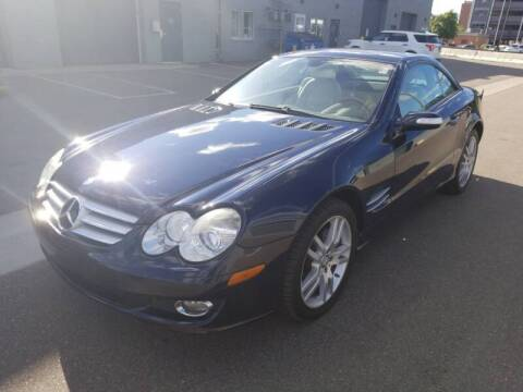 2008 Mercedes-Benz SL-Class for sale at The Car Buying Center in St Louis Park MN
