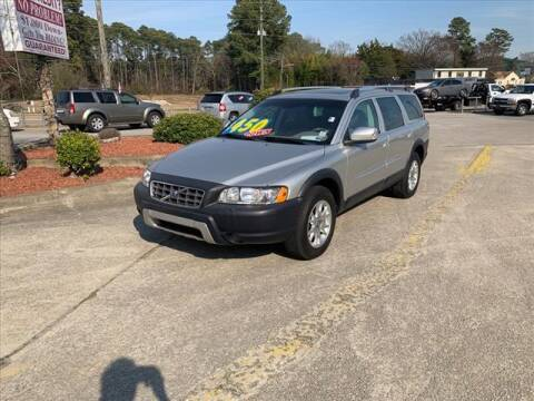 2007 Volvo XC70 for sale at Kelly & Kelly Auto Sales in Fayetteville NC