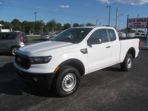 2019 Ford Ranger for sale at Blue Book Cars in Sanford FL