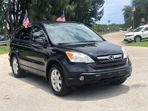 2008 Honda CR-V for sale at CAR UZD in Miami FL