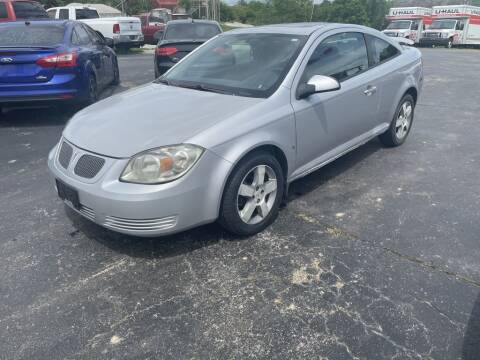 2008 Pontiac G5 for sale at EAGLE ROCK AUTO SALES in Eagle Rock MO