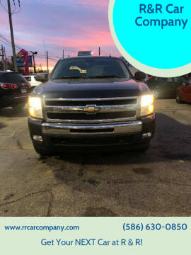 2011 Chevrolet Silverado 1500 for sale at R&R Car Company in Mount Clemens MI