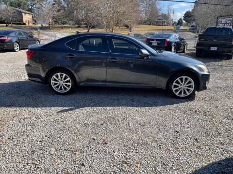 2007 Lexus IS 250 for sale at Mad Motors LLC in Gainesville GA