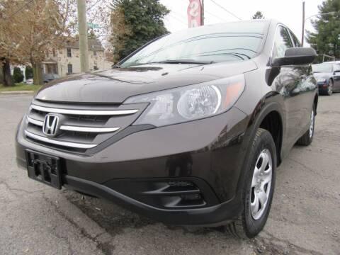 2014 Honda CR-V for sale at PRESTIGE IMPORT AUTO SALES in Morrisville PA