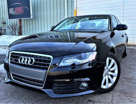 2011 Audi A4 for sale at Haus of Imports in Lemont IL