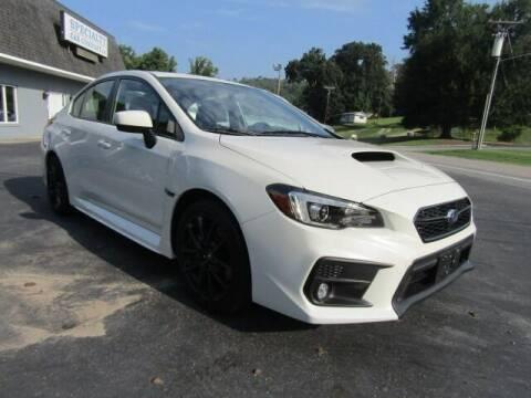 2020 Subaru WRX for sale at Specialty Car Company in North Wilkesboro NC