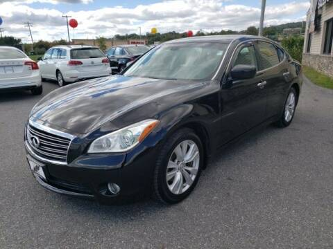 2013 Infiniti M37 for sale at Hi-Lo Auto Sales in Frederick MD