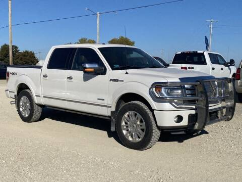 2014 Ford F-150 for sale at Becker Autos & Trailers in Beloit KS