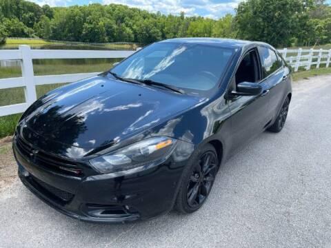 2016 Dodge Dart for sale at Cross Automotive in Carrollton GA