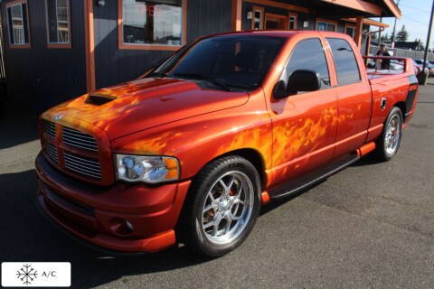 2005 Dodge Ram Pickup 1500 for sale at Sabeti Motors in Tacoma WA