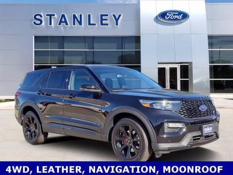 2021 Ford Explorer for sale at Stanley Ford Gilmer in Gilmer TX