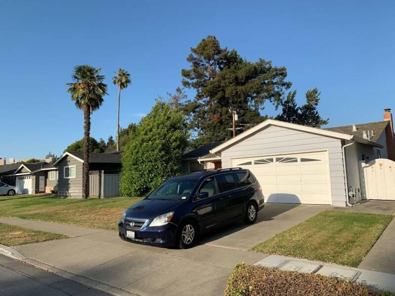 2006 Honda Odyssey for sale at Blue Eagle Motors in Fremont CA