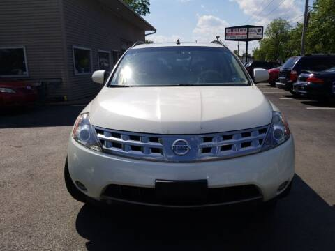 2005 Nissan Murano for sale at Roy's Auto Sales in Harrisburg PA