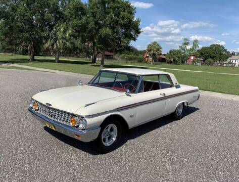 1962 Ford Galaxie for sale at P J'S AUTO WORLD-CLASSICS in Clearwater FL