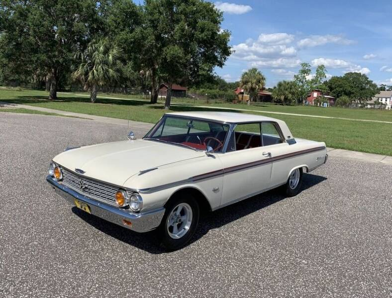 1962 Ford Galaxie for sale in Clearwater, FL