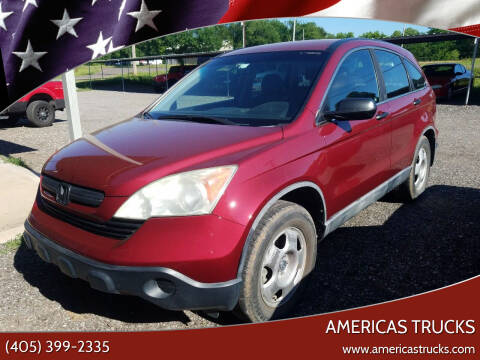 2009 Honda CR-V for sale at Americas Trucks in Jones OK