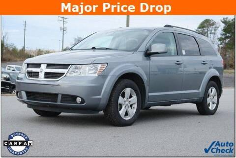 2010 Dodge Journey for sale at WHITE MOTORS INC in Roanoke Rapids NC