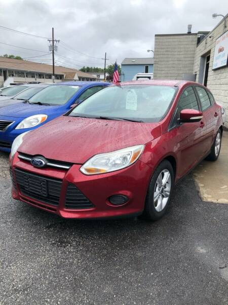 2013 Ford Focus for sale at Jimmys Auto Sales in North Providence RI
