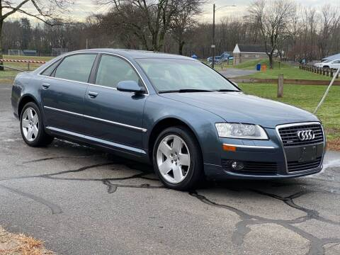 2006 Audi A8 L for sale at Choice Motor Car in Plainville CT