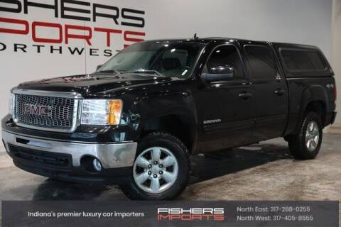 2012 GMC Sierra 1500 for sale at Fishers Imports in Fishers IN