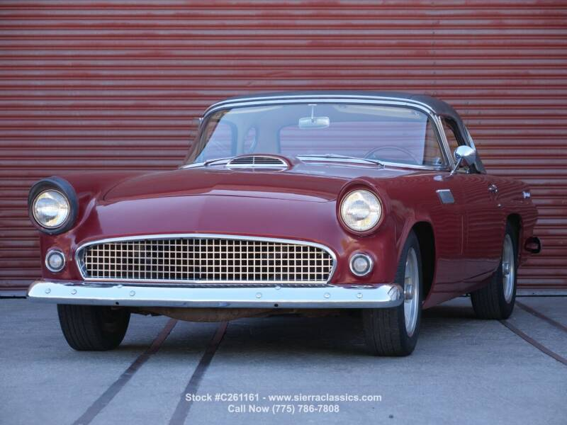 1956 Ford Thunderbird for sale at Sierra Classics & Imports in Reno NV