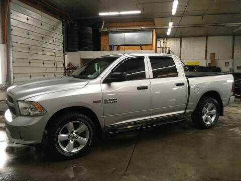 2013 RAM Ram Pickup 1500 for sale at T James Motorsports in Gibsonia PA
