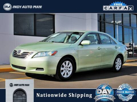 2007 Toyota Camry Hybrid for sale at INDY AUTO MAN in Indianapolis IN