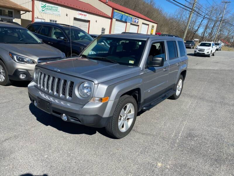 2017 Jeep Patriot for sale at THE AUTOMOTIVE CONNECTION in Atkins VA