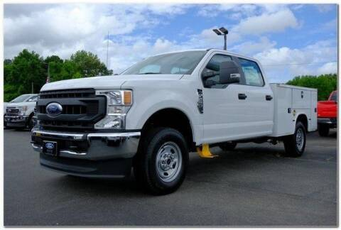 2020 Ford F-250 Super Duty for sale at WHITE MOTORS INC in Roanoke Rapids NC