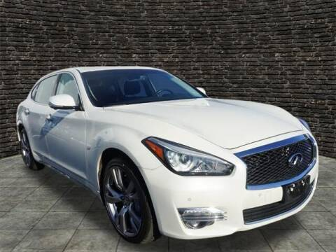 2017 Infiniti Q70L for sale at Ron's Automotive in Manchester MD